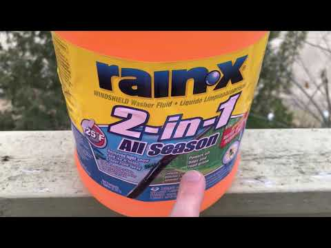 Bugs don't stick no more windshield washer fluid - BEST BANG FOR YOUR BUCK!