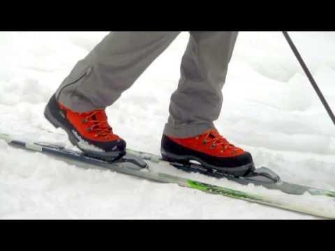 Alpina Alaska NNN BC boot  XCD B/C BC Telemark Skiing