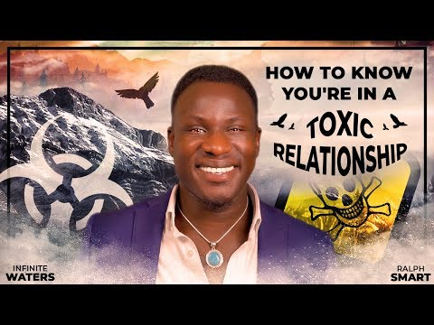 How to Know You're In A Toxic Relationship