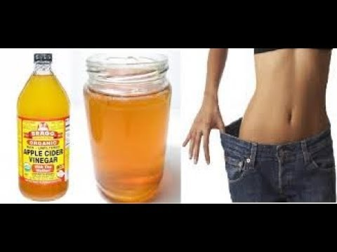 APPLE CIDER VINEGAR is Still the MOST Effective for WEIGHT LOSS