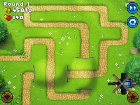 BLOONS TD 5 | How To Get Unlimited Monkey Money!