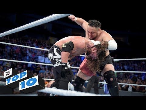 Xxx Mp4 Top 10 SmackDown LIVE Moments WWE Top 10 September 18 2018 3gp Sex