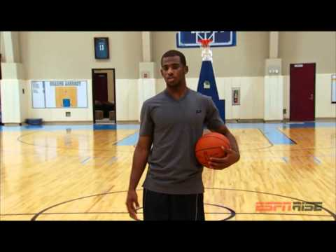 Chris Paul - How To Better The Non-Dominant Hand (HD)