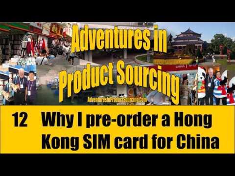 Why I pre-order a Hong Kong SIM card for China