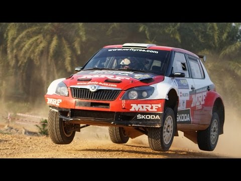 Best Rally Action - 2015 APRC Malaysia | Action Cam | Sony
