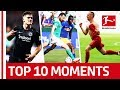 Greatest Moments Of 201819 Riberys Tears Jovics Five Goal Haul The Thrilling Title Fight