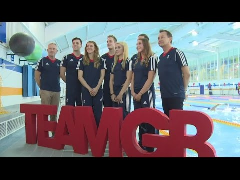 Team GB announce Olympic swimmers
