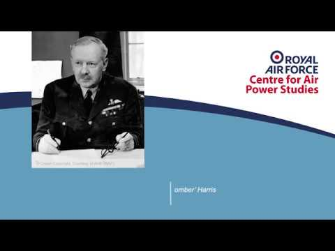 Marshal of the RAF Sir Arthur Harris - Full Interview