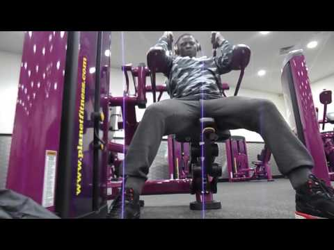 ROOKIE ABS WORK OUT ROUTINE YOU CAN DO IN ANY PLANET FITNESS