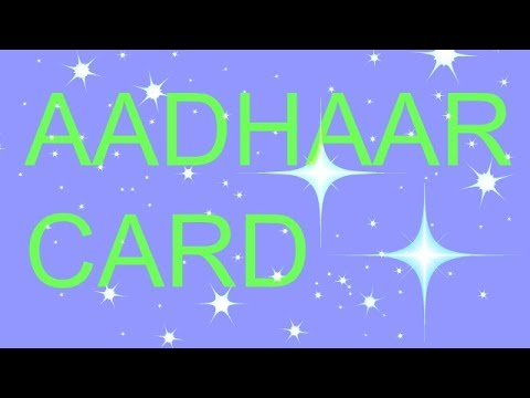 Track and download UIDAI Card.