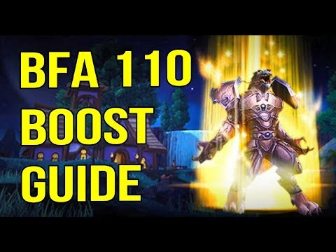 4 Features to Consider before Boosting Your New 110 | WoW BfA Pre-Order