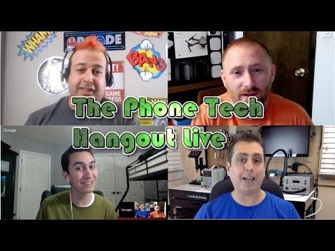 Thursday Night Phone Tech Hangout
