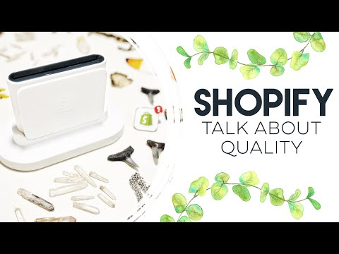 SHOPIFY CHIP AND SWIPE READER | Unboxing & Review