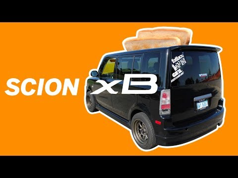 Why the Scion xB was the BEST Car that Everyone Hated 🍞