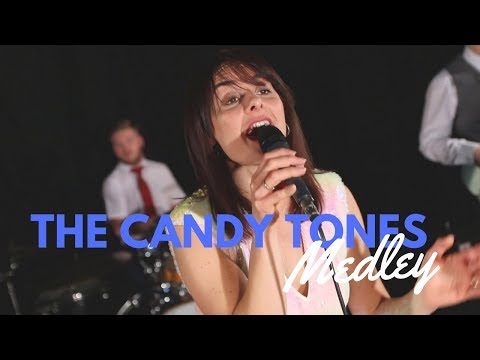 The Candy Tones // Medley // Book at www.warble-entertainment.com