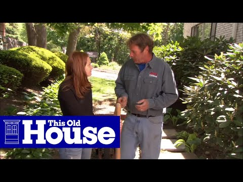 How to Lay a Bluestone Walkway - This Old House
