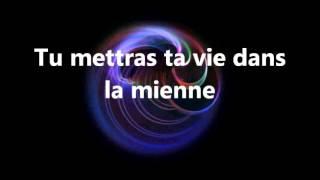 Lara Fabian ~ Ma vie dans la tienne {paroles}