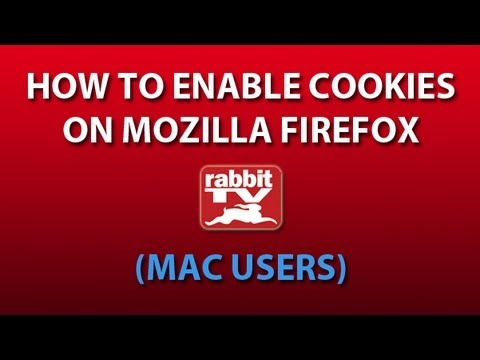 How to Enable Cookies on Firefox (Mac Users)
