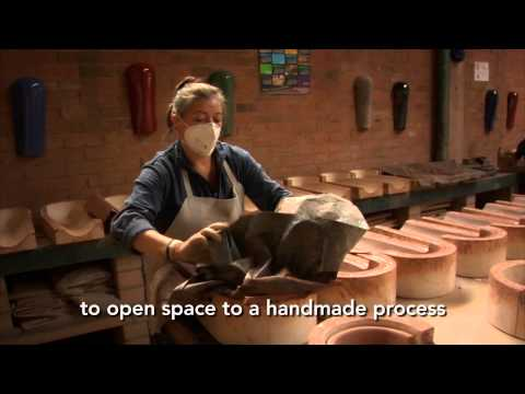 Clay Roof tiles manufacturing process