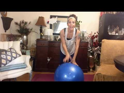 Exercise Ball Workout - Choosing The Right Exercise Ball