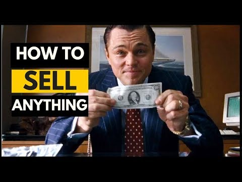 How to Sell A Product - Sell Anything to Anyone with The 4 P's Method