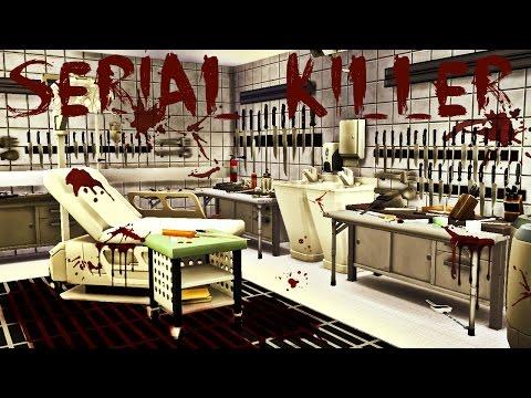 Sims 4 | House Build: Serial Killer Basement