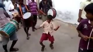 Don't Forget To Watch this Video Amazing Video Tamilnadu Death Dance by a little boy