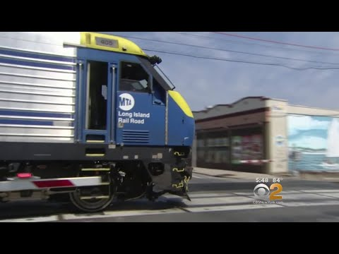 Long Island Residents Up in Arms Over Idling LIRR Trains