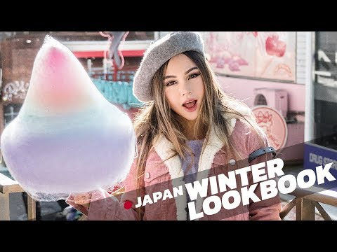 Winter Lookbook 2018 | Winter Outfits in Japan