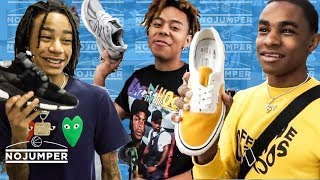 The YBN Crew go Sneaker Shopping with No Jumper!