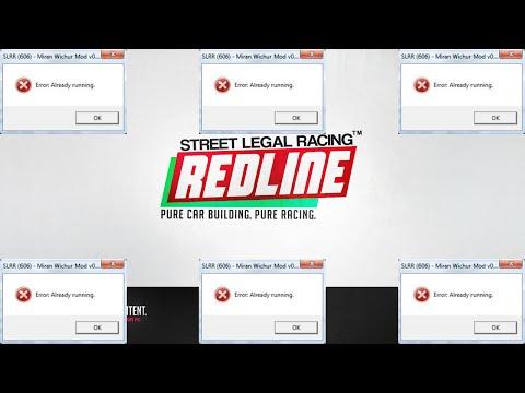 [Resolvido] - SLRR (606) Error: Already running.