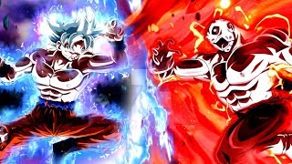 Goku Vs. Jiren「AMV」- Stronger