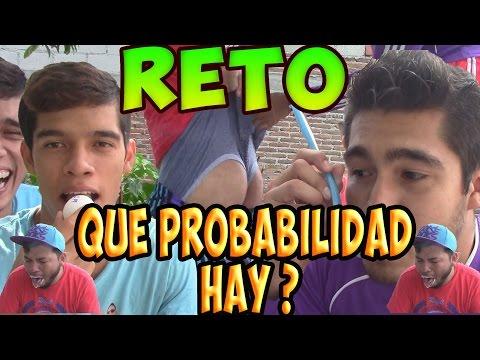 QUÉ PROBABILIDAD HAY ? | EL RETO DE LAS PROBABILIDADES!!