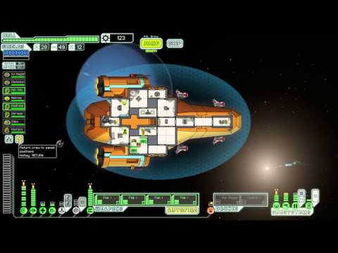 FTL Red-Tail Overpowered Loadout