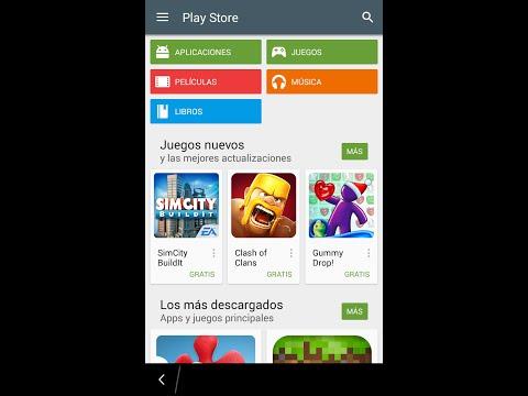 Como instalar Google Play Store en BlackBerry 10