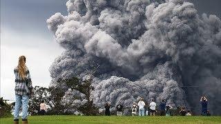 Килауэа не утихает: на Гавайях готовятся к возможной массовой эвакуации