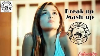Best Bollywood Breakup Mash-up | non stop superhit music | Ft. Hayat and Murat | Arjun creations |HD