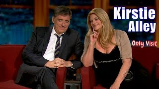 "Kirstie Alley - She Wishes Craig ""Tried Her Out"" - Her Only Appearance"