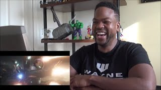 Avengers Endgame Trailer IT Chapter Two Style Reaction