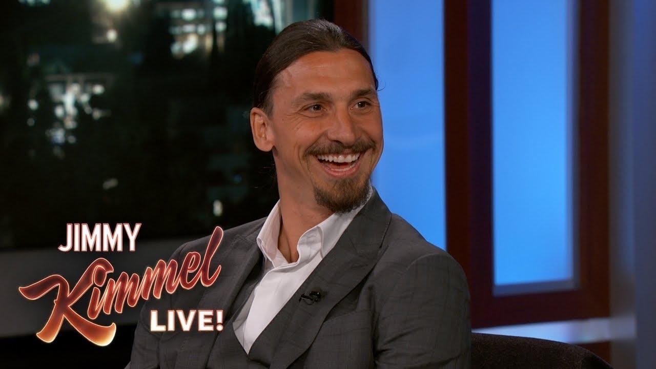 Zlatan Ibrahimović on Playoffs, Being Captain & His Kids