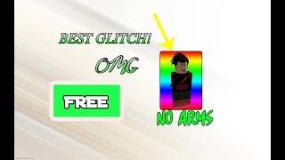 Invisible ARM GLITCH On Roblox Videos - 9tube tv