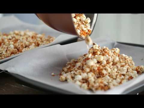 Southern Spice Popcorn Recipe