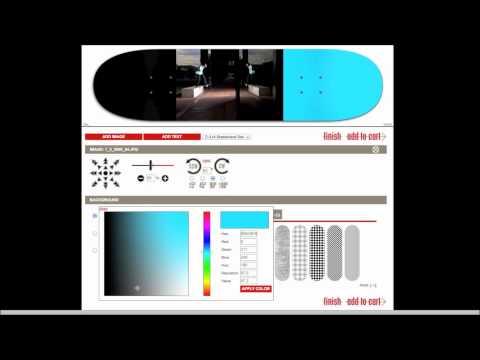 Design Your Own Skateboard