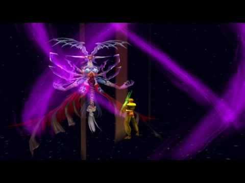 Final Fantasy VIII - Disc 4 - HQ Final Boss Ultimecia (ePSXe 1.7.0)