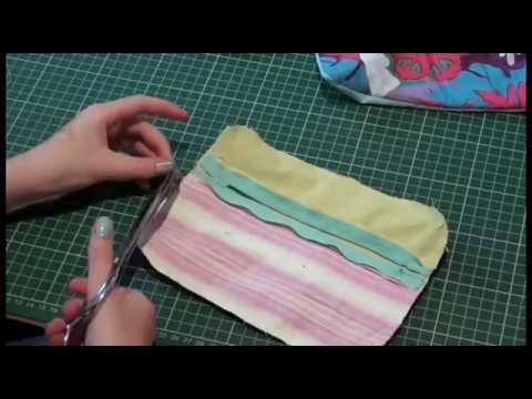 How to Make a Quick Pencil Case