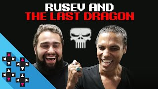"RUSEV finally meets ""THE LAST DRAGON"" TAIMAK! - Special Guest Savepoint"
