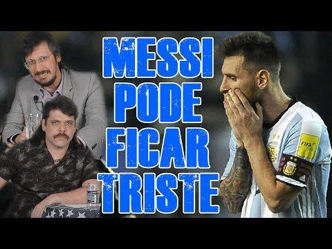 FALHA DE COBERTURA #135: Messi Pode Ficar Triste