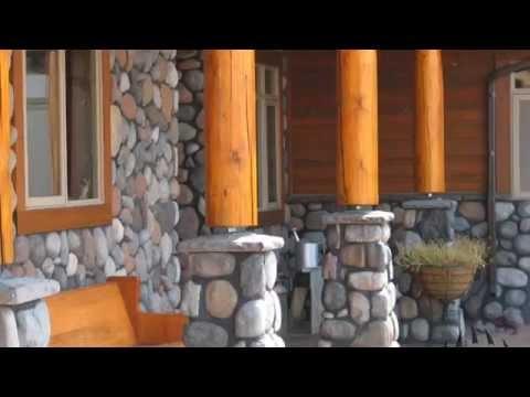 River Rock manufactured stone veneer from Kodiak Mountain Stone