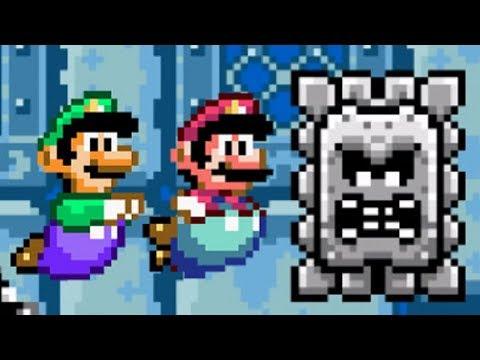 Super Mario World Co-Op Walkthrough - Part 3 - Vanilla Dome