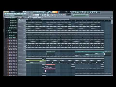 Fl Studio Production: How To Make a Simple Track (For The Beginners)